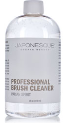 JAPONESQUE Professional Parian Spirit Brush Cleaner