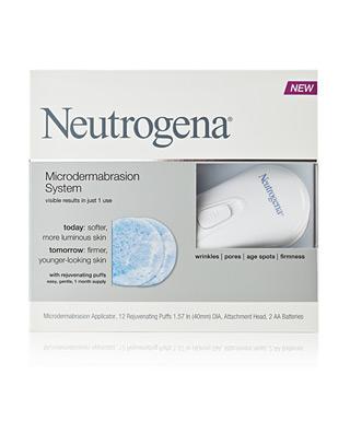 NeutrogenaMicrodermabrasionSystem