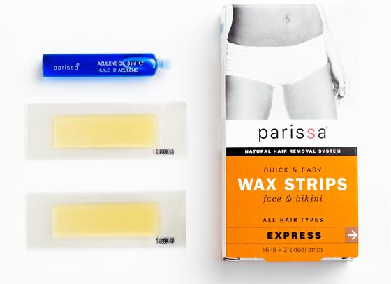 Parissa Wax Strips