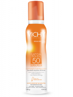 Vichy Capital Soleil SPF 50 Lightweight Foaming Lotion