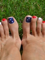 4th-of-july-pedicure