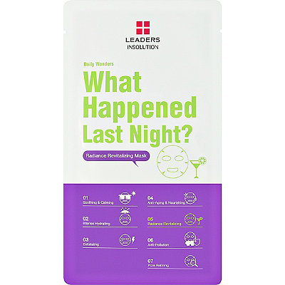 what-happened-last-night-mask